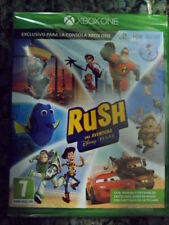 RUSH UNA AVENTURA DISNEY PIXAR XBOX ONE Nuevo acción en castellano in english.-