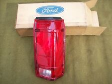 Genuine Ford Taillight Tail Light Lamp 84-90 Bronco II Passenger's Side Right RH
