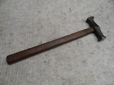 schöner alter Ausbeulhammer Karosseriehammer Hammer