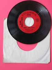 BLOOD SWEAT & TEARS  - Spinning Wheel / More and More 45 vinyl record