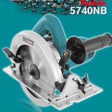 "MAKITA Corded Electric Circular Saw 1050W 185mm 7-1/4"" 220V 5740NB"