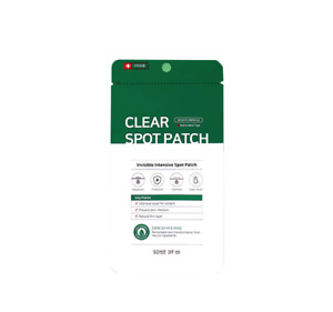 SOME BY MI Clear Spot Patch 18 pcs - pimples acne hydrocolloid - Korean skincare