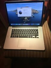 macbook pro 15,4 Pouces 2,4ghz I7 8gb Ram