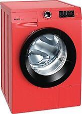 Gorenje W8543LR Red 8Kg 1400Rpm a Washing Machine 5yr Wrty