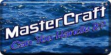 MASTERCRAFT BANNER Sign Flag X2 Prostar X7 Wakeboard High Quality!!