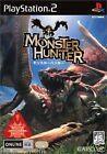 Used PS2 Capcom Monster Hunter SONY PLAYSTATION JAPAN IMPORT