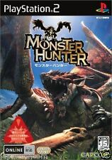 Used PS2 Capcom Monster Hunter SONY PLAYSTATION JAPAN IMPORT