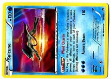 POKEMON XY9 (Breakpoint) HOLO N°  30/122 SUICUNE 120 HP Attack 110 Superbe carte