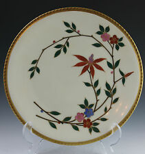 Coiffe Limoges Porcelain Painted Plate Mark Dates 1891-1914 - Amazing Condition!