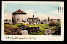 1905 Royal Military College Fort Frederick Kingston Ontario Canada postcard