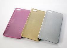 Luxury Aluminium Metal Mesh Hard Case Cover for iPhone SE 5 5s