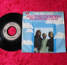 """Single 7"""" Bee Gees - Saw a new morning TOP!!"""