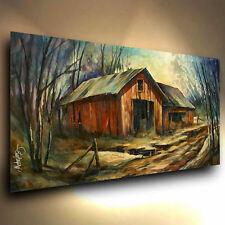Landscape Painting modern ART Contemporary DECOR Michael Lang certified original