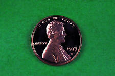 1973-S   Cameo Lincoln Penny US GEM Proof Coin