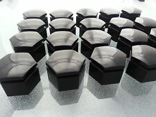 New - Dodge Challenger Wheel Lug Nut Cover Black (Qty:20)    (Black-22mm)-G8