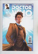 Titan Comics! Doctor Who: The Tenth Doctor! Issue 4!