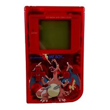 Pokemon Charizard custom Nintendo Gameboy shell housing diy red