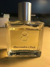 Abercrombie & Fitch Womens 8 Perfume 3.4 oz / 100 mL Vintage Bottle LARGE SIZE!