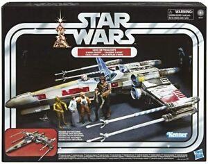 Star Wars Vintage Collection Luke Skywalker's Red X-Wing Fighter Vehicle