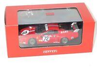 1/43 Ferrari BB512 North American Racing Team  Le Mans 24 Hrs 1982 #72