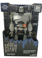 The Iron Giant Light & Sound Walking Walmart Exclusive Warner Brothers 14""
