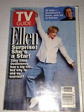 Tv Guide Magazine Elle Degeneres November 26-Dec 2 1994 021417RH