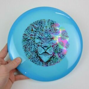 🌈🦁 *ONLY 200 MADE* Discmania NEO Method, *2019 PVO Lion Rainbow Stamp*