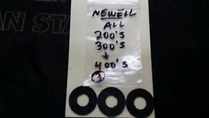 3 Penn/Newell Drag Washers HT-100 Fits Newell 200's, 300's & 400's 6-309