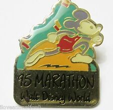 Disney Wdw 1995 Marathon Mickey Mouse Pin