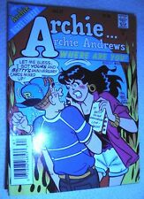 ARCHIE COMIC ARCHIE ANDREWS WHERE ARE YOU DIGEST NUMBER 87 JUNE 1993