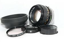 CANON FD 50mm 1,4 S.S.C. Obiettivo x Reflex + Filtro Paraluce <Anche x Digitali>