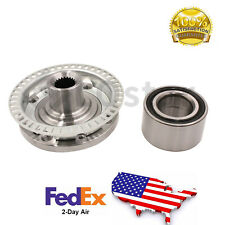 One Bearing Included with Two Years Warranty 2009 fits Volkswagen GTI Front Wheel Bearing and Hub Assembly Note: 3 Bolt Mounting Flange - Brake Code 1ZF FWD