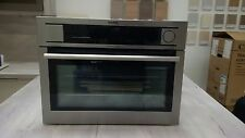 AEG KS8404701M - Compact Built In Steam  Combi Oven - Stainless Steel Ex-Display