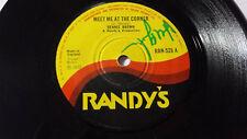 DENNIS BROWN - MEET ME AT THE CORNER /Reggae on RANDY's UK1972