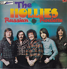 "The Hollies - Russian Roulette -  12"" LP"