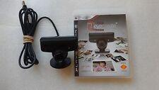Eyecreate PS3 Game & PS3 mover ojo de la Cámara para PS3 PLAYSTATION 3 Ojo crear PS3