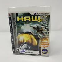 Tom Clancy's H.A.W.X Sony PlayStation 3 PS3 Game Complete With Manual Tested
