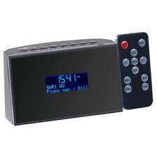 Uhrenradio: Digitaler DAB+/FM-Tuner zum Aufrüsten von HiFi-Anlagen, Radiowecker