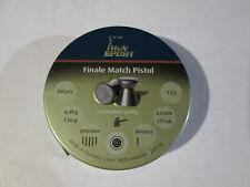 H&N .177 / 4.49 Finale Match Pistol Competition pellets 500pcs