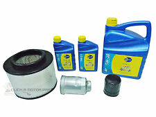 FORD RANGER 2.5 3.0 TDCi OIL AIR FUEL DIESEL 7LT ENGINE OIL SERVICE FILTER KIT