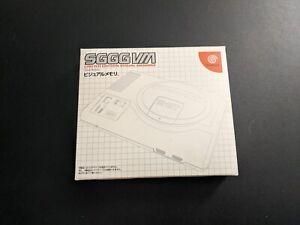 Official OEM Sega Dreamcast Hitmaker 8 Bit SGGG VMU Memory Card Brand New!