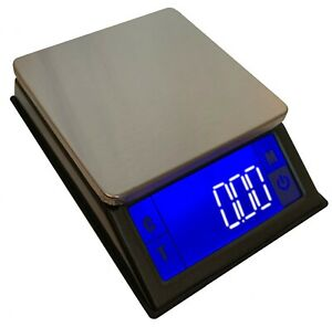 Superior Balance Touch 200 Mini Bench Scale 200g x 0.01 Touchscreen Gold Carat