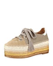 Chloe Qai Platform Espadrille Sneakers Shoes Size 39 MSRP: $650.00