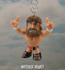 WWE Wrestler Daniel Bryan Christmas Ornament WWF WWE Champion Smack Down Adorno