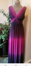 Phase Eight deep pink/purple  Stretch dress, size UK 10 new with tags  rrp £120.