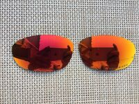 586fe403f3e Fire Red Replacement Polarized Lenses for-Oakley Twenty XX (2012) Sunglasses