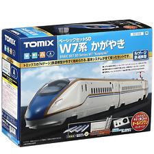 """Tomix 90168 JR Series W7 """"Kagayaki"""" Basic Set SD - N"""