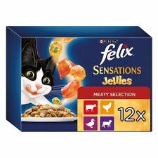 Felix Sensations Jellies Cat Food   Cats