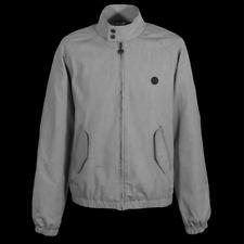 Pretty Green Black Label Puppytooth Harrington Jacket M medium Liam Gallagher