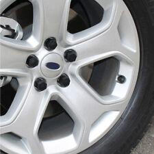 20x Car Truck Auto Wheel Nut / Bolt Head Cover Cap 17mm Hex + Clip Accessories